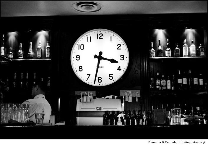 Luigi Malone's Clock