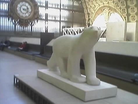 Pompon's Polar Bear