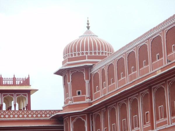 Torre del Palacio de Jaipur