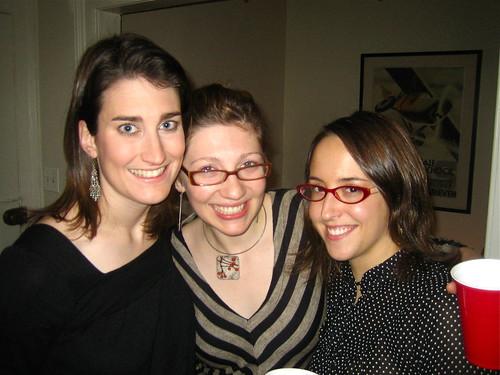 Amy, Lisa, Liz