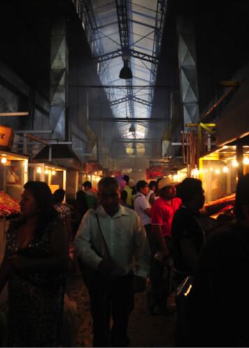The Carne Asada Hall