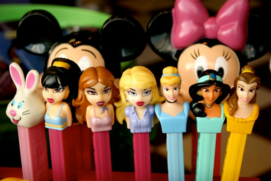 Pez for Girls