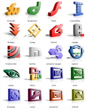Dre-S Software Icons