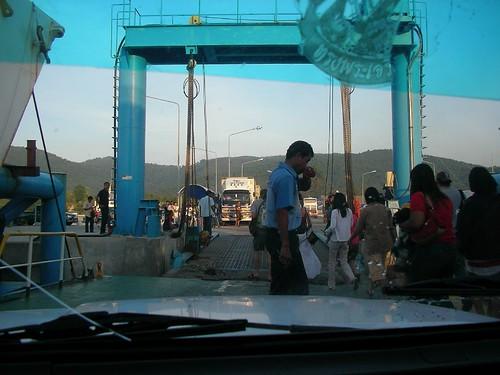 Seatran Ferry to Nathon, Koh Samui ?????????????(???)?