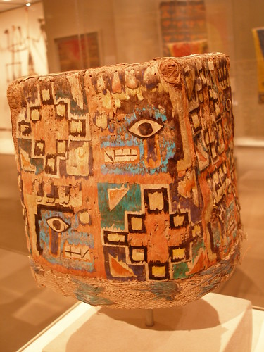 featherwork ancient peru amazon inca