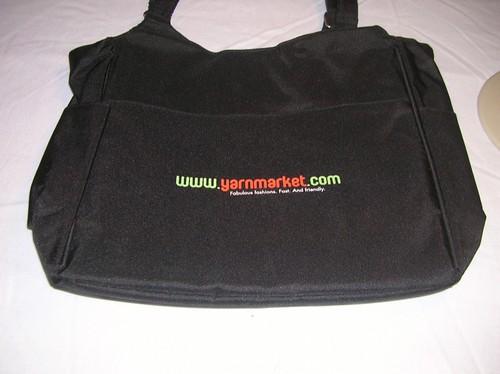 yarn market tote bag