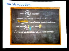 The GE Equation (2)