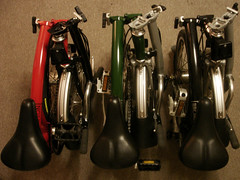 Many Bromptons