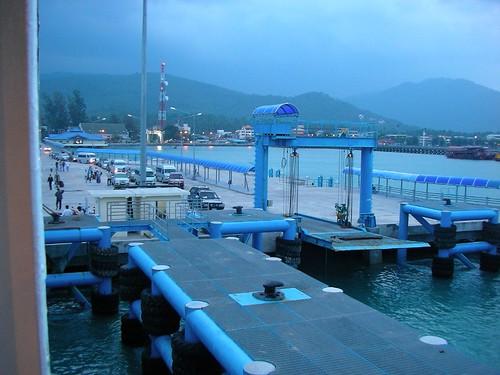 Seatran Ferry to Don Sak ????????????????