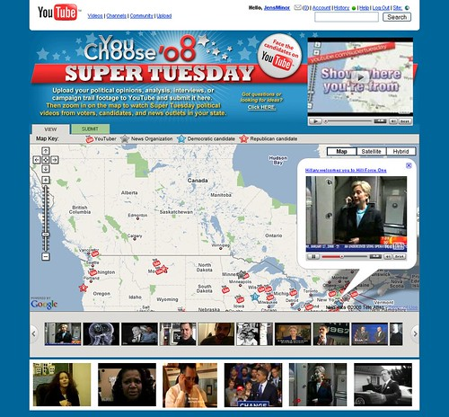 YouChoose Super Tuesday
