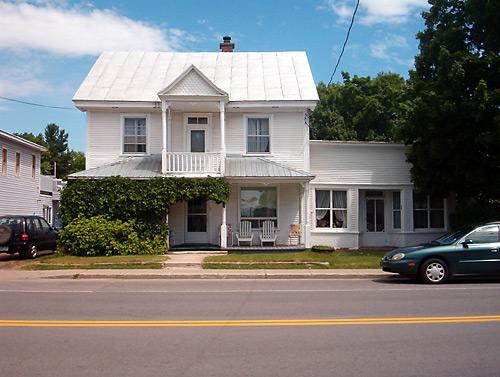 Aggie's house