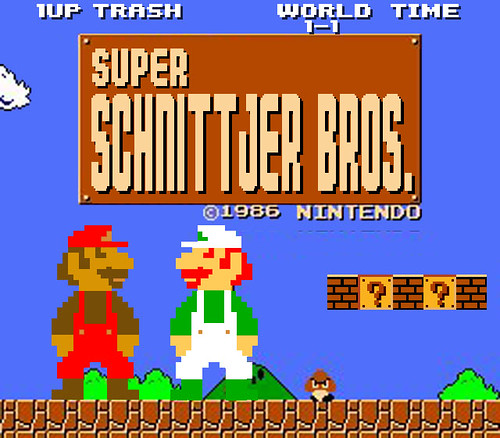 Super Schnittjer Bros screenshot