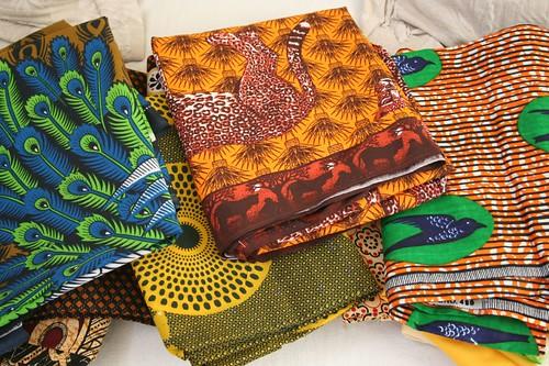 Mozambican capulanas