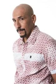 Elkin Diaz  es Nancho en El capo