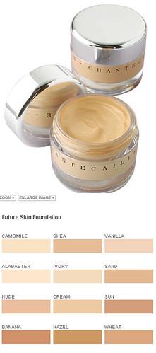 Chantecaille Future Skin Foundation