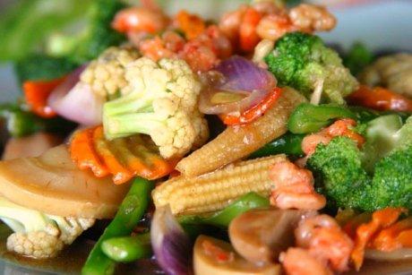 Dolore Farm Resorts Oriental Veggies