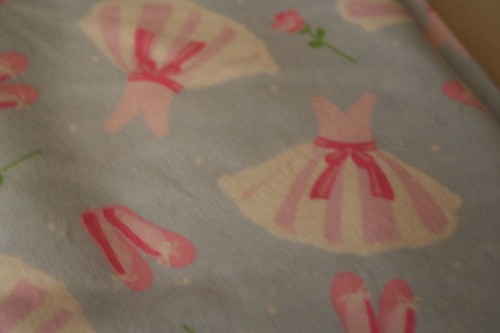 Ballerina fabric
