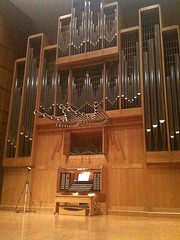 Marcussen Organ, Wiedemann Hall, Wichita State University