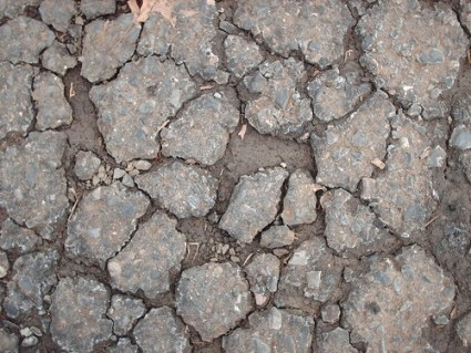 Cracked Concrete Texture #7