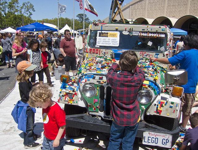 Maker Faire Bay Area 2011