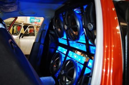 Kid Audio Honda Civic SiR Subwoofer Wall
