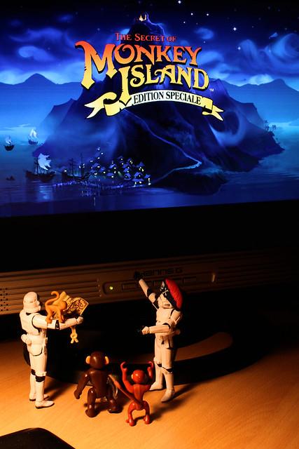 Back to Monkey Island