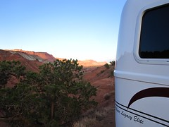 Capitol Reef Boondocking