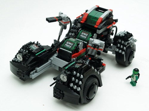 Space Police 2 Terrestrial Rover