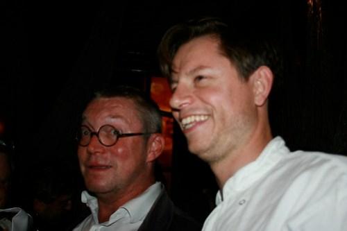 Oliver Rowe & Fergus Henderson