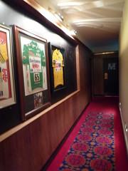 Robbie McEwen's Green Jersey