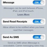 I am all alone with iMessage @iOS 5.0