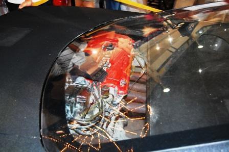 Auto Vision Custom Car Engine