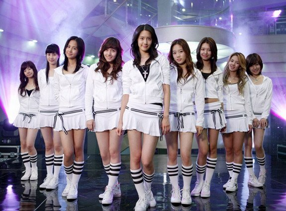 SNSD concept Into the new world Korean Kpop girls group Girl's Generation