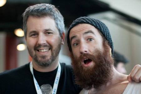 Lee LeFever and Kris Krug - Gnomedex 2009
