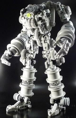 LEGO Technic robot