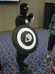 Black Lantern Captain America