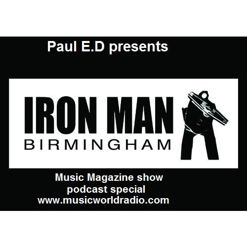Paul E.D Podcast Music World radio