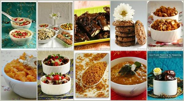 Sweets-Desserts/ Chutney/Spice Powder