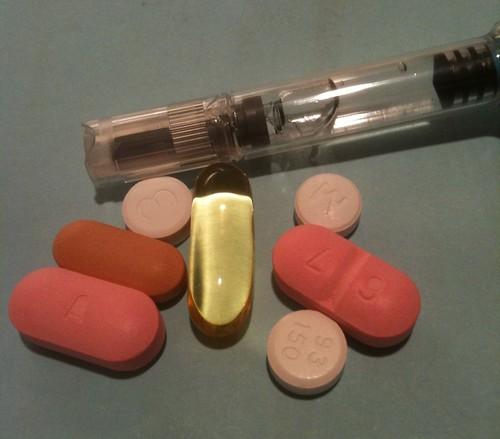 daily dose o' drugs