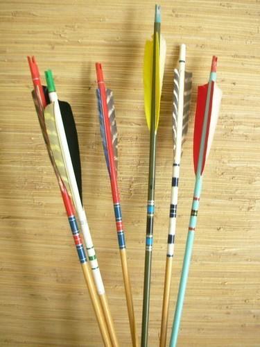 sweetshorn arrows