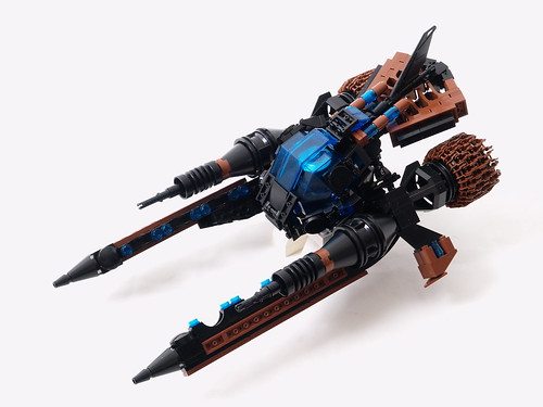 LEGO Vic Viper VOAT Vinivious by Uspez Morbo
