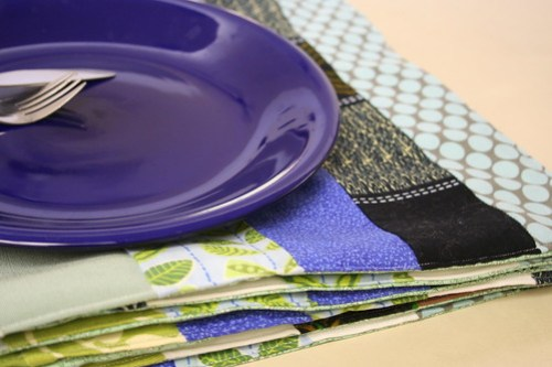 scrappy placemats