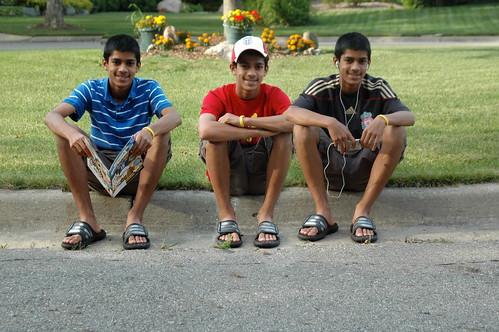 Three Sohams