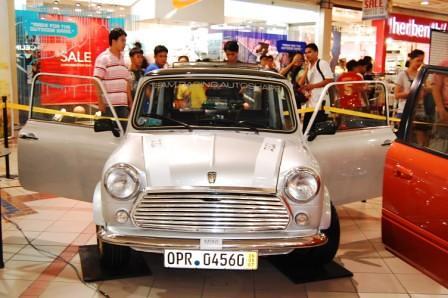 TRA Mini Cooper Front
