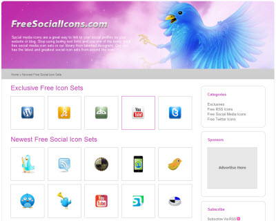 FreeSocialIcons