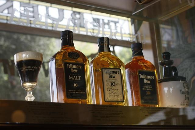 The Whiskey Shelf