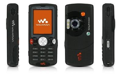 Sony Ericsson W810i
