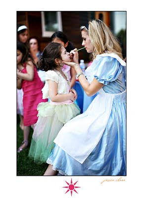 the estate of things chooses alice in wonderland party