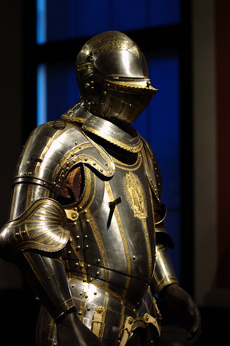 suit of armour
