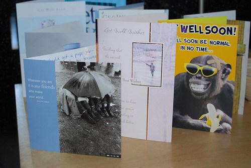 Get well cards from 2010